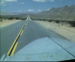 Jimmy desert road