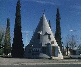 Beer teepee