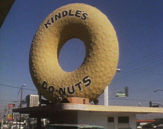 Kindle's Donut stand