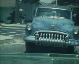 LA 'shark' car