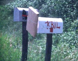 Kril mail box