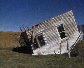 Kansas Dorothy's house