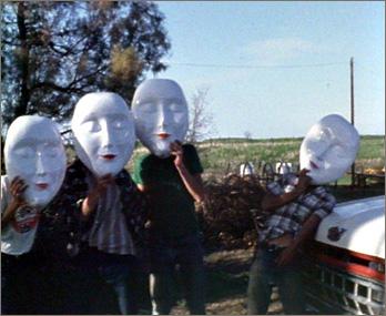 Woodlands.-Mask-dance